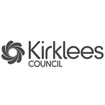 RF Media client logo: Kirklees Council